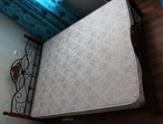 Недорого итальянская кровать с орт. матрацем
