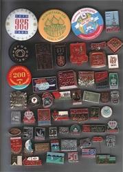 Значки и настольные медали СССР