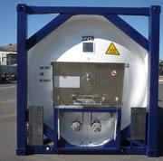 Танк контейнер Т50 для перевозки СУГ сжиженного газа