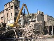 демонтаж зданий сооружений из жби с доплатой