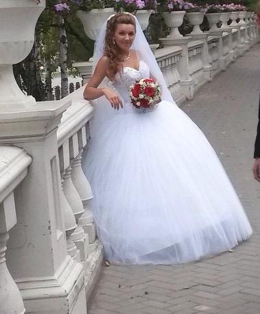 Купить свадебное платье в тюмени
