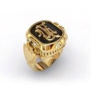Изготовление украшений из золота на заказ по вашим эскизам,  фотография
