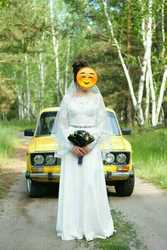 Продом б/у Тюмень свадебное платье